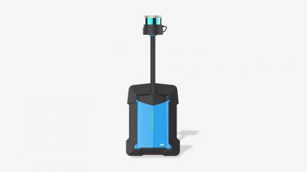 LiBackpack 背包激光雷达扫描系统