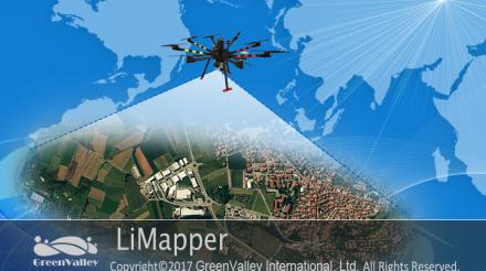 LiMapper无人机影像处理软件 V2.0