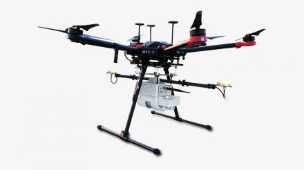 LiAir 100无人机激光雷达扫描系统