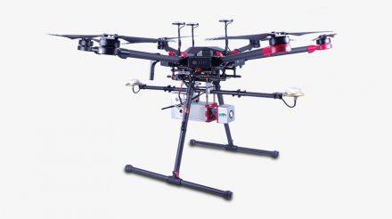 LiAir Premium 无人机激光雷达扫描系统
