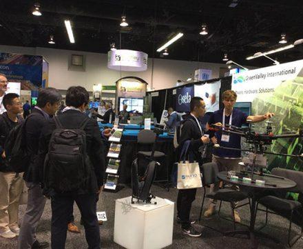 市场活动 | 数字绿土参加SPAR 3D Expo & Conference