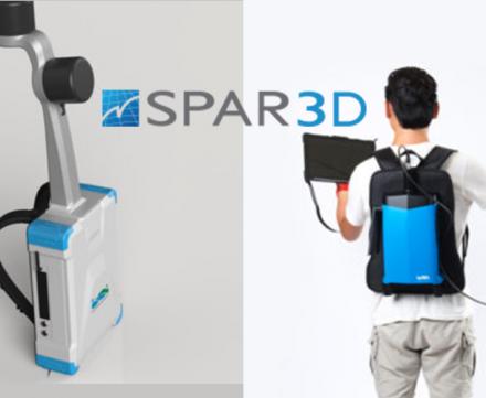 实力与帅气并存!数字绿土LiBackpack 登上《SPAR3D》专栏