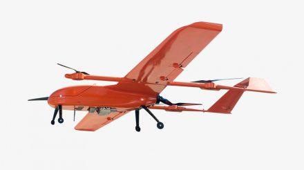 LiHawk固定翼激光雷达扫描系统