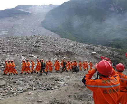 勘灾应急   激光雷达在地质灾害中的应用