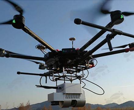 激光雷达技术在农业研究领域应用