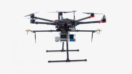 LiAir 220无人机激光雷达扫描系统