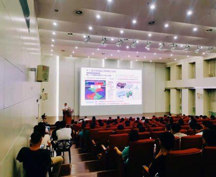 数字绿土亮相2019中国建筑学会数字建造论坛