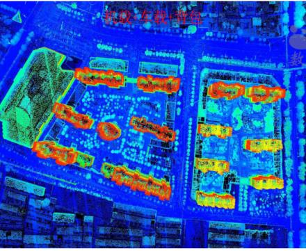 解决方案 | 基于激光雷达技术的城市园林普查方案