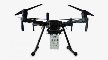 LiAir V无人机激光雷达扫描系统
