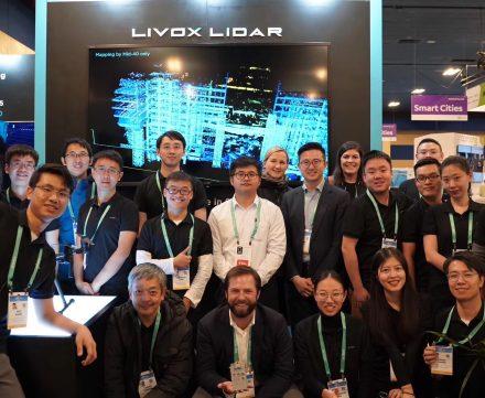 强强联手,数字绿土 & Livox CES展出行业深度解决方案