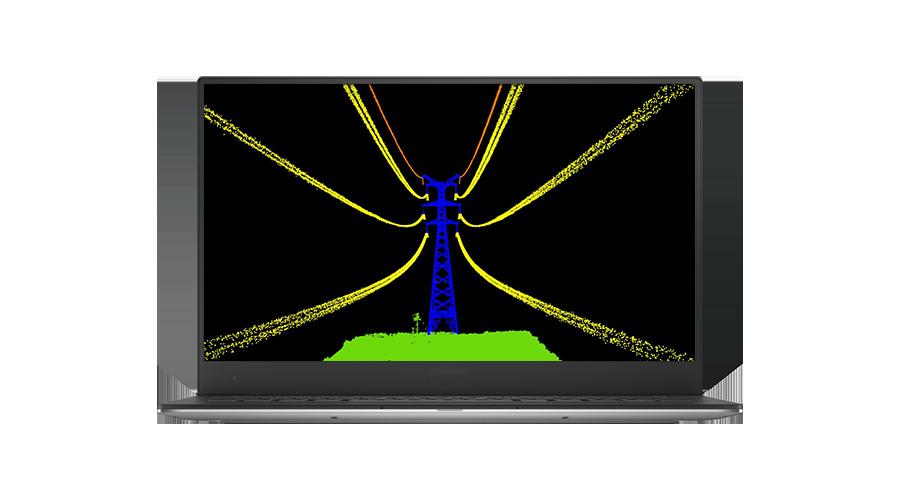 激光雷达行业应用平台